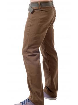 RR Ψιλοκάβαλο ίσιο παντελόνι με φερμουάρ