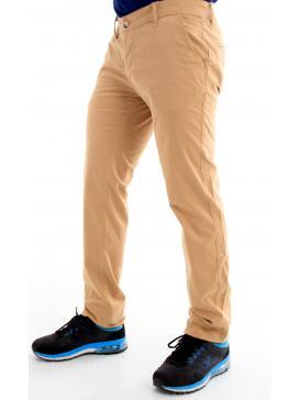 BRAVE Ελαστικό στενό τσίνος παντελόνι