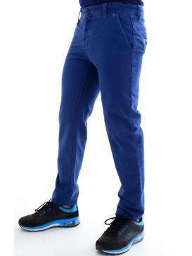 RED ROCK Μπλε indigo ελαστικό παντελόνι