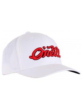 O'NEILL Ανδρικό λευκό καπέλο με κέντημα