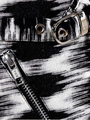 SARAH LAWRENCE Ασπρόμαυρο 7/8 παντελόνι