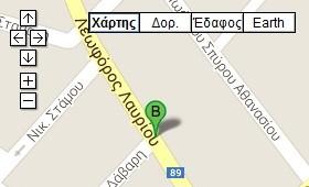 Χάρτης Παιανίας
