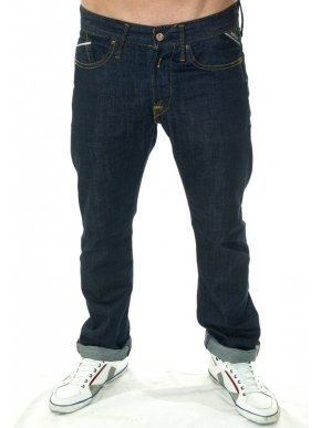 REPLAY Classic Fit Denim Ίσιο Τζιν Waitom M983U.000.118.07D