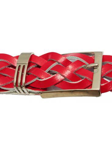 MARADON Γυναικεία χειροποίητη πλεξούδα ζώνη
