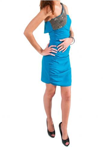 POEMS Βραδινό Φόρεμα, Κεντημένες Χάντρες
