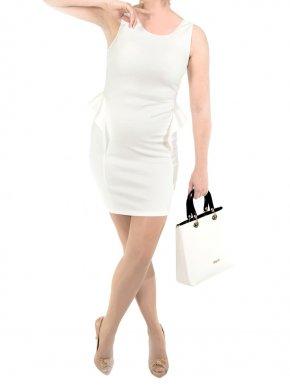 ANGELEYE Ελαστικό Φόρεμα Με Βολάν