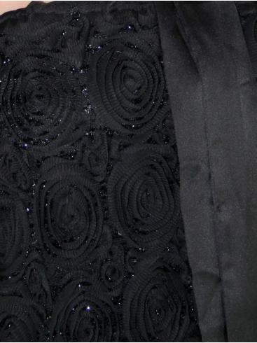 POEMS Βραδινό φόρεμα, σχέδιο τριαντάφυλλου