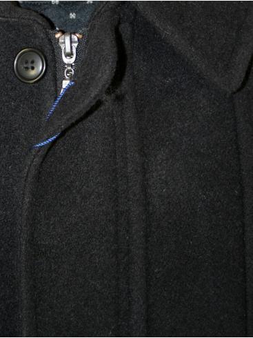 RED ROCK Ανδρικό ημίπαλτο, φερμουάρ-κουμπιά