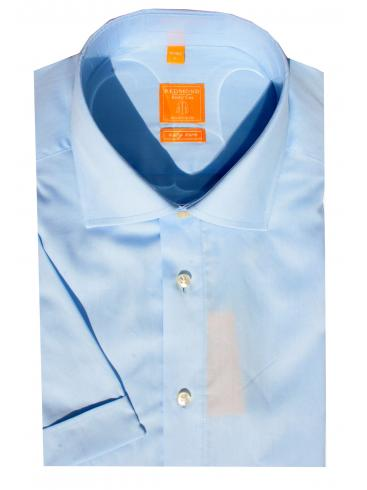 REDMOND Ανδρικό κοντομάνικο regular fit πουκάμισο
