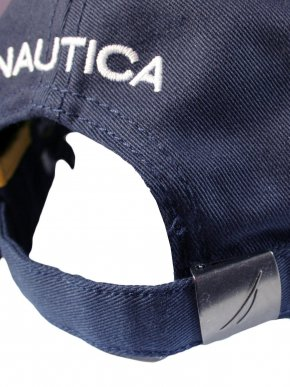 NAUTICA Ανδρικό καπέλο, μπλέ Navy χρώμα