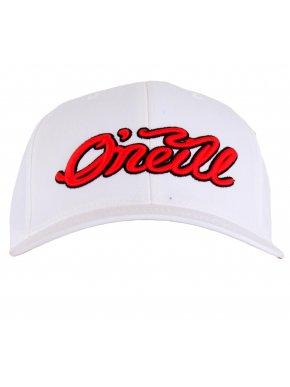 O'NEILL Λευκό καπέλο με κέντημα