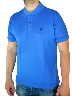 NAUTICA Πικέ πόλο μπλουζάκι, classic fit