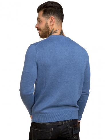 NAUTICA Ανδρική μπλούζα με V