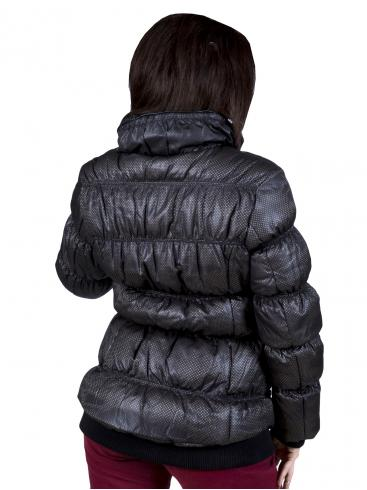 MOX Μεσάτο φουσκωτό μπουφάν με πούπουλο