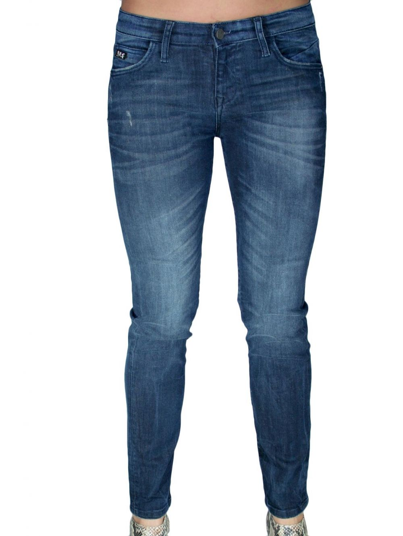 ALE Χαμηλοκάβαλο skinny παντελόνι TOPTENFASHION.gr