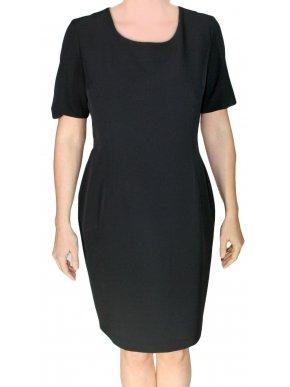 ZINO JORDAN Ελαστικό κρέπ φόρεμα, κρυφό φερμουάρ