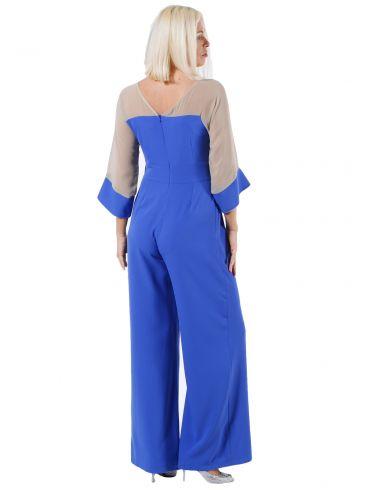 ZINO JORDAN Maxi ολόσωμη φόρμα, τρουακάρ μανίκι