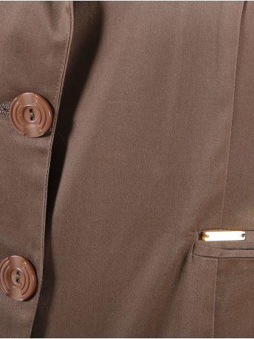 BRAVO Καπαρντινέ σακάκι , διακοσμητικά στο πέτο