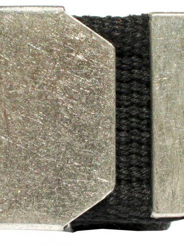 Ανδρική ζώνη ιμάντας, σκούρο μπλέ χρώμα