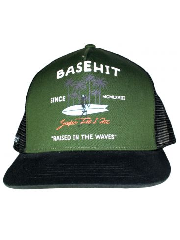 BASEHIT Καπέλο φιλέ