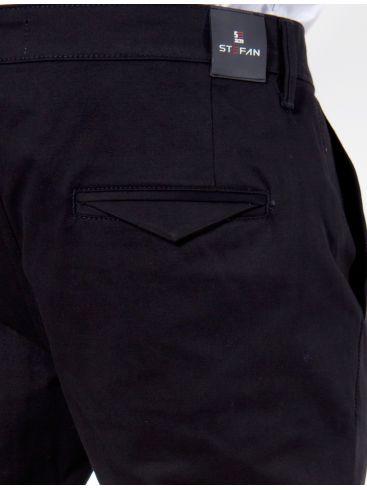 STEFAN Ανδρικό τσίνος παντελόνι, Ιταλικός σχεδιασμός