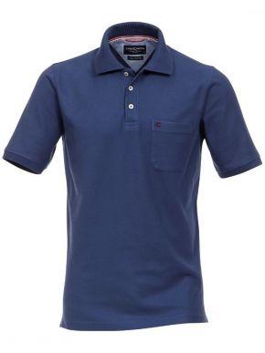 CASA MODA Πικέ πόλο μπλούζα, οργανικό βαμβάκι, έως 7XL