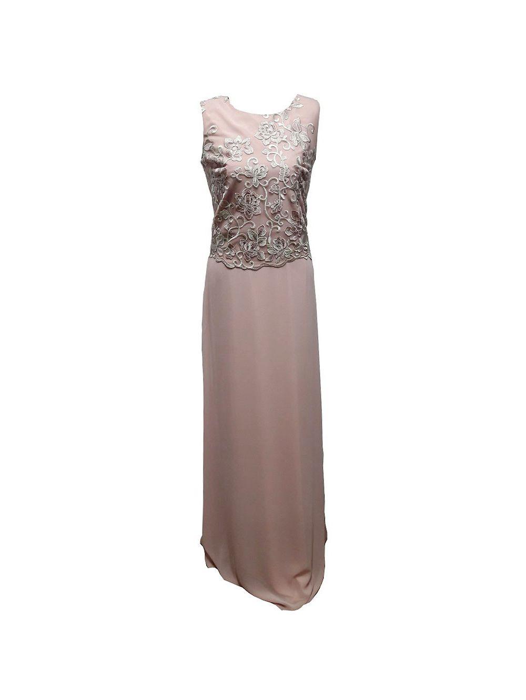 VETO Αμάνικο μάξι φόρεμα 4809bf7c403