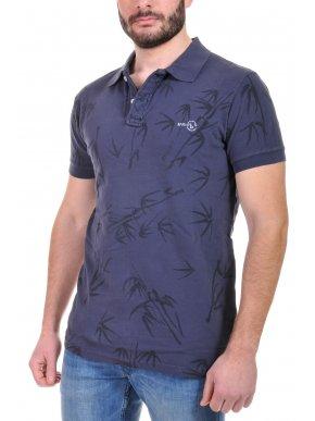 More about BASEHIT Ανδρική πικέ πόλο μπλούζα, μπλέ. PSB1770GT-PR15Blue