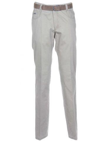 LUIGI MORINI Ανδρικό τσίνος παντελόνι με ζώνη