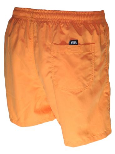 KYBBVS Ανδρικό πορτοκαλί μαγιό βερμούδα, quick dry