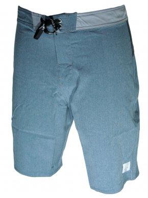 EMERSON Ανδρική μαγιό βερμούδα boardshorts, τσέπες, quick dry, SWMR1595-DarkAqua