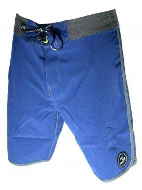 EMERSON Ανδρικό μπλέ μαγιό βερμούδα, τσέπες, quick dry, SWMR1589-Blue/D.GreyML