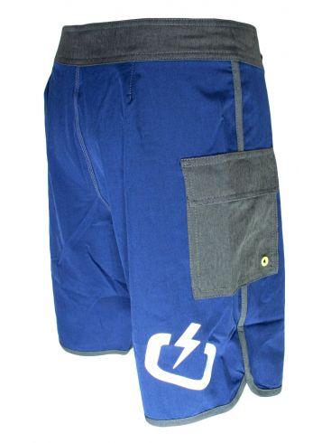 EMERSON Ανδρικό μπλέ μαγιό βερμούδα boardshorts, τσέπες, quick dry