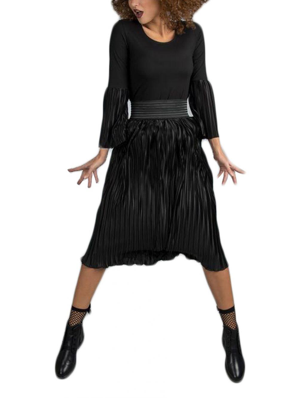 ... ZINO JORDAN Πλισέ φούστα. BRAVO Μαύρο φόρεμα 306fef1a38b