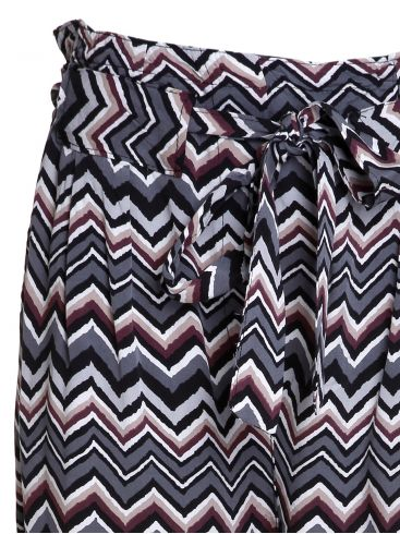 ZUIKI Ιταλική Γυναιεκεία παντελόνα
