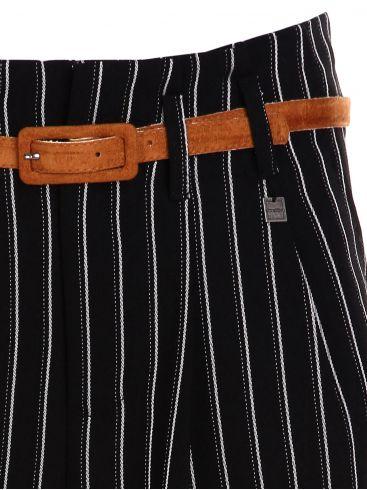 ATTRATTIVO Χαμηλοκάβαλο skinny πεντάτσεπο μπορντό παντελόνι