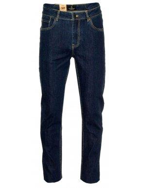More about VAN HIPSTER Ανδρικό σκούρο μπλέ ελαστικό παντελόνι τζιν