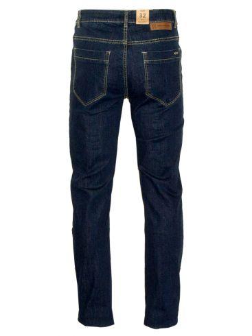 VAN HIPSTER Ανδρικό παντελόνι denim τζιν με σκισίματα