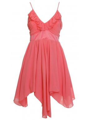 LAVAND Τουαλέτα Φόρεμα, Δέσιμο Πλάτη