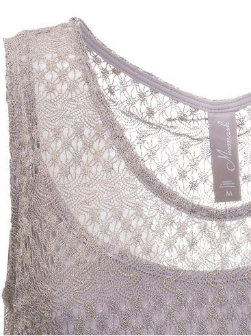 MisMash Γυναικείο βεραμάν κοντομάνικο μπλουζάκι V