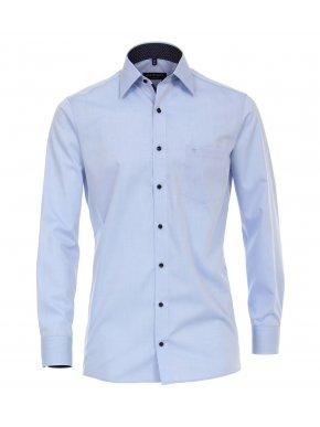 CASA MODA Ανδρικό γαλάζιο μακρυμάνικο πουκάμισο