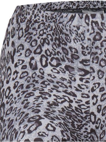 FRANSA Μπλέ σκούρο ελαστικό mid waist skinny παντελόνι