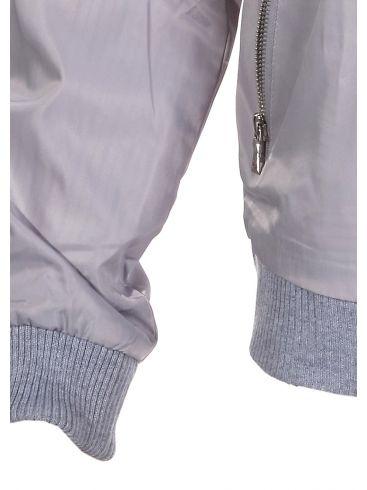 JENNY VON Χακί-μπλέ ενισχυμένο 3M Thinsulate μπουφάν