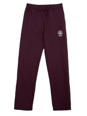 BASEHIT Ανδρική ενισχυμένη φούτερ φόρμα παντελόνι, μπλέ navy MFP1520 Navy/Marine
