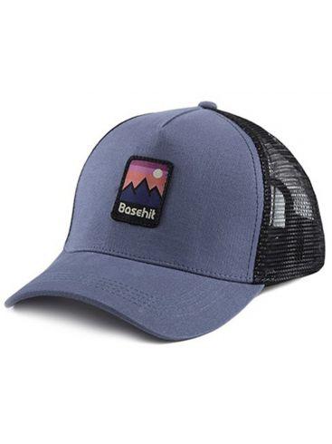 BASEHIT Καπέλο φιλέ, 192.BU01.02P D.SIEL