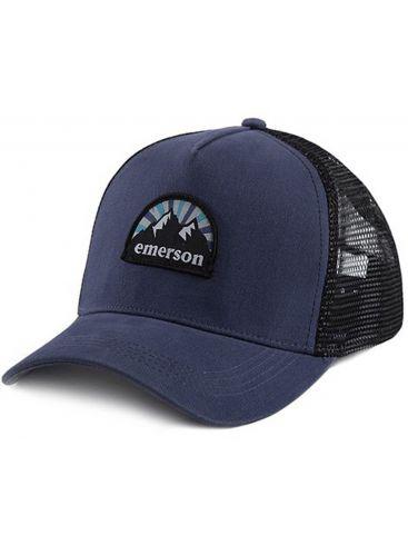 BASEHIT Καπέλο φιλέ 192.EU01.05P DUSTY BLUE