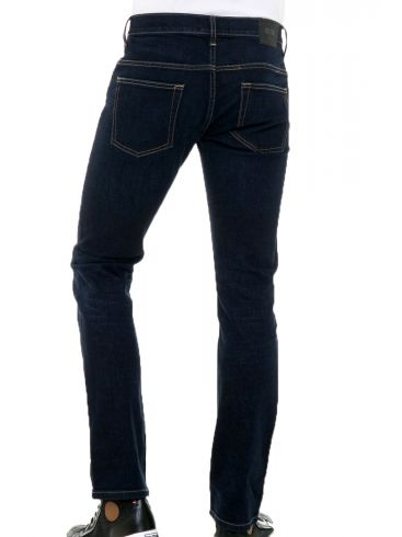 BIG STAR Ανδρικό χαμηλοκάβαλο μπλέ τζιν παντελόνι