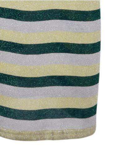 MisMASH Ισπανικό πολυχρώμο πλεκτό ριγέ ανοιξιάτικο φόρεμα
