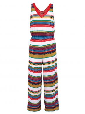 SMASH! Ισπανική ασπρόμαυρη πουά φόρμα παντελόνα