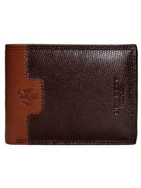 Ανδρικό δερμάτινο πορτοφόλι, προστασία RFID
